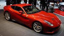 Ferrari F12 Berlinetta live in Geneva 06.3.2012