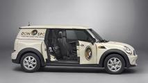 MINI Clubvan production version 25.06.2012