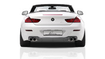 BMW 650i Cabriolet becomes CLR 600 GT by Lumma
