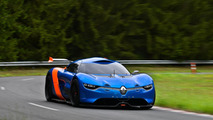 Renault Alpine lineup could include SUVs and hybrids, first model in 2016