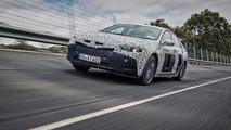 Opel Insignia Grand Sport Nurburgring
