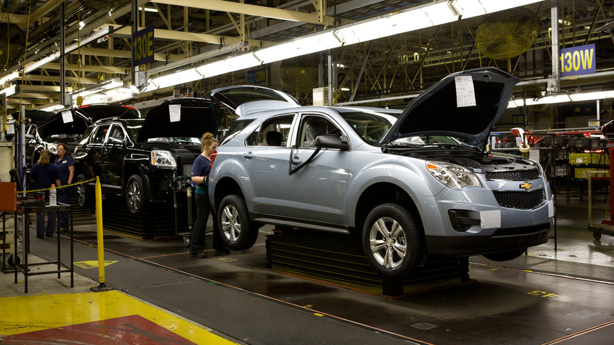 GM Canada set to lay off 600 later this year at CAMI plant