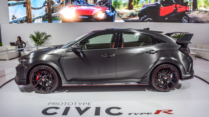 Honda Civic Type R to finally debut in production form