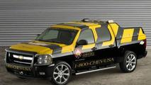 Chevrolet Silverado Roadside Assistance