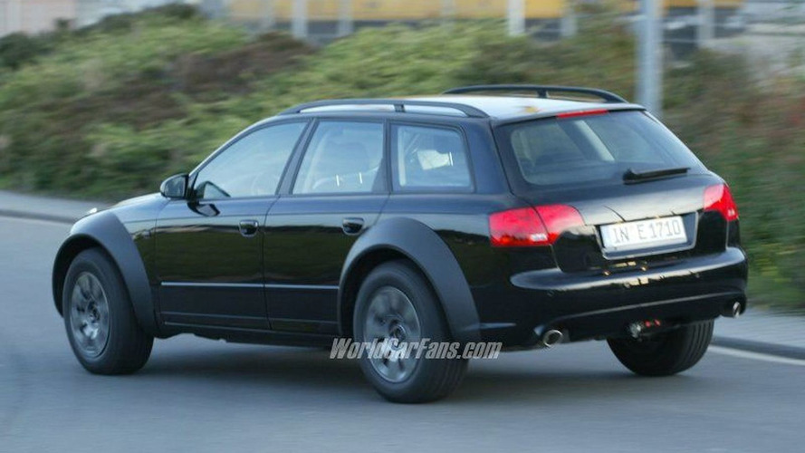 SPY PHOTOS: More Audi Q5