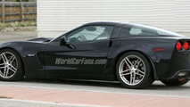SPY PHOTOS: Chevrolet Corvette SS