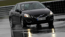 Volvo Flybrid KERS system