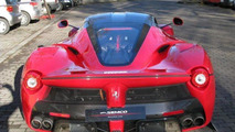 First production LaFerrari already on sale, costs 2.38M EUR