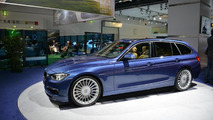 2014 Alpina D3 Bi-Turbo debuts in Frankfurt