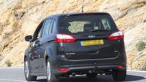 2015 Ford C-Max facelift spy photos 16.9.2013