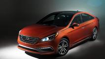 2015 Hyundai Sonata (US-spec)