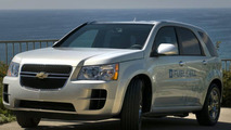 Chevrolet Equinox Fuel Cell Revealed