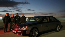 Brabus Maybach 57 Sets World Speed Record at Nardo