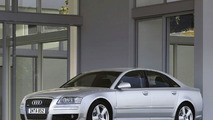New Audi A8 4.2 TDI quattro