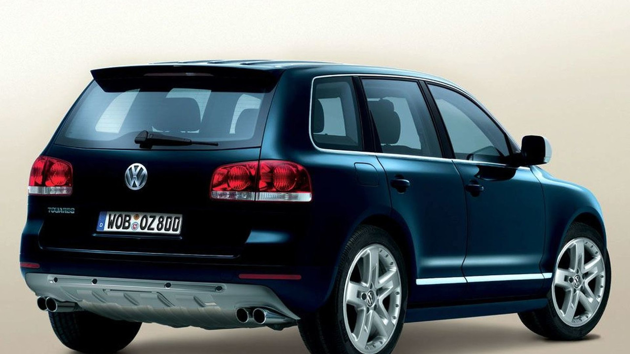 Volkswagen Genuine Accessories for the Touareg