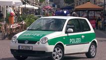 Volkswagen Lupo police car