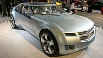 Electric Chevrolet Volt Concept