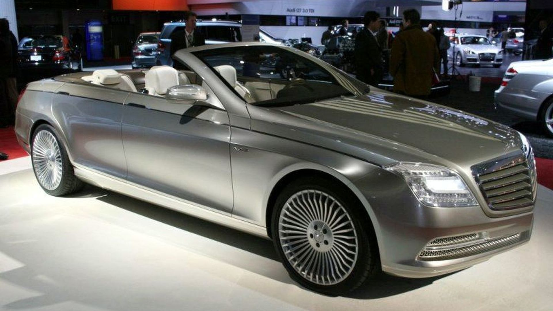 Maybach soldiers on with extended model range - hybrid coming