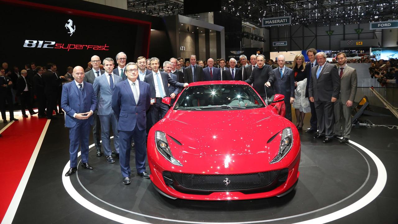 2017 - [Ferrari] 812 Superfast - Page 2 Ferrari-812-superfast