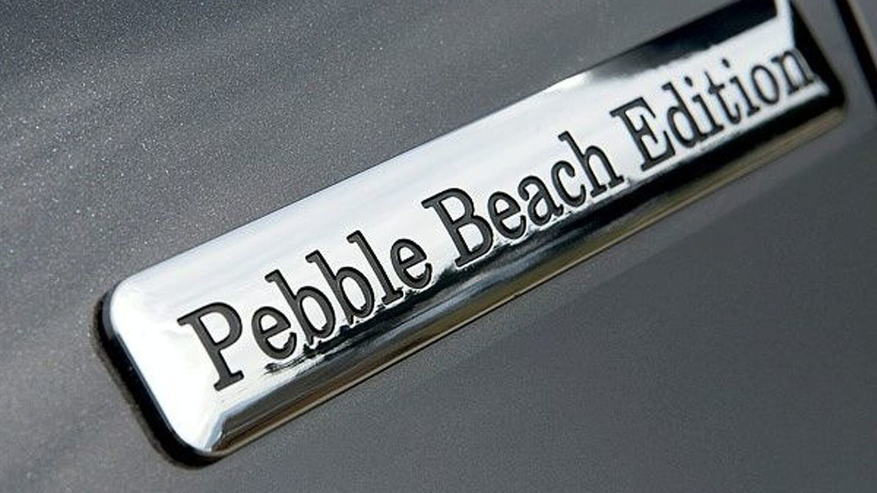 Lexus Pebble Beach Edition