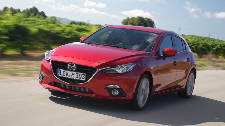 2016 Mazda3 arrives in Europe with 1.5 diesel & special edition