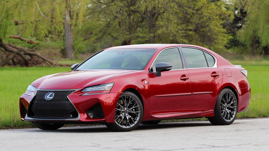 2016 Lexus GS F: Review