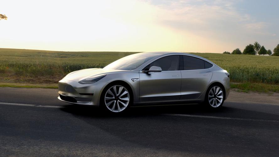 Paris Motor Show organizers confirm Tesla Model 3 display, company denies