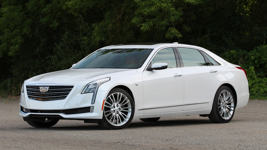 Review: 2016 Cadillac CT6 3.0TT