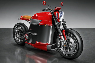 Take a Look at This Fantastic Tesla Model M Motorcycle Concept