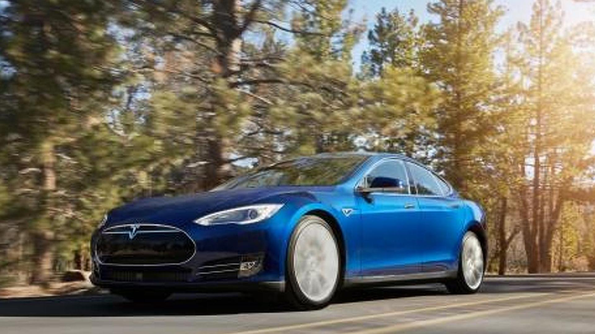 Tesla Model S 70D entry-level version announced with all-wheel drive and 514 bhp