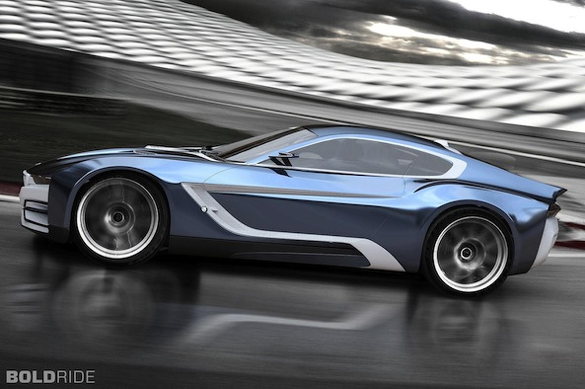 BMW M3i/320 Concept: The
