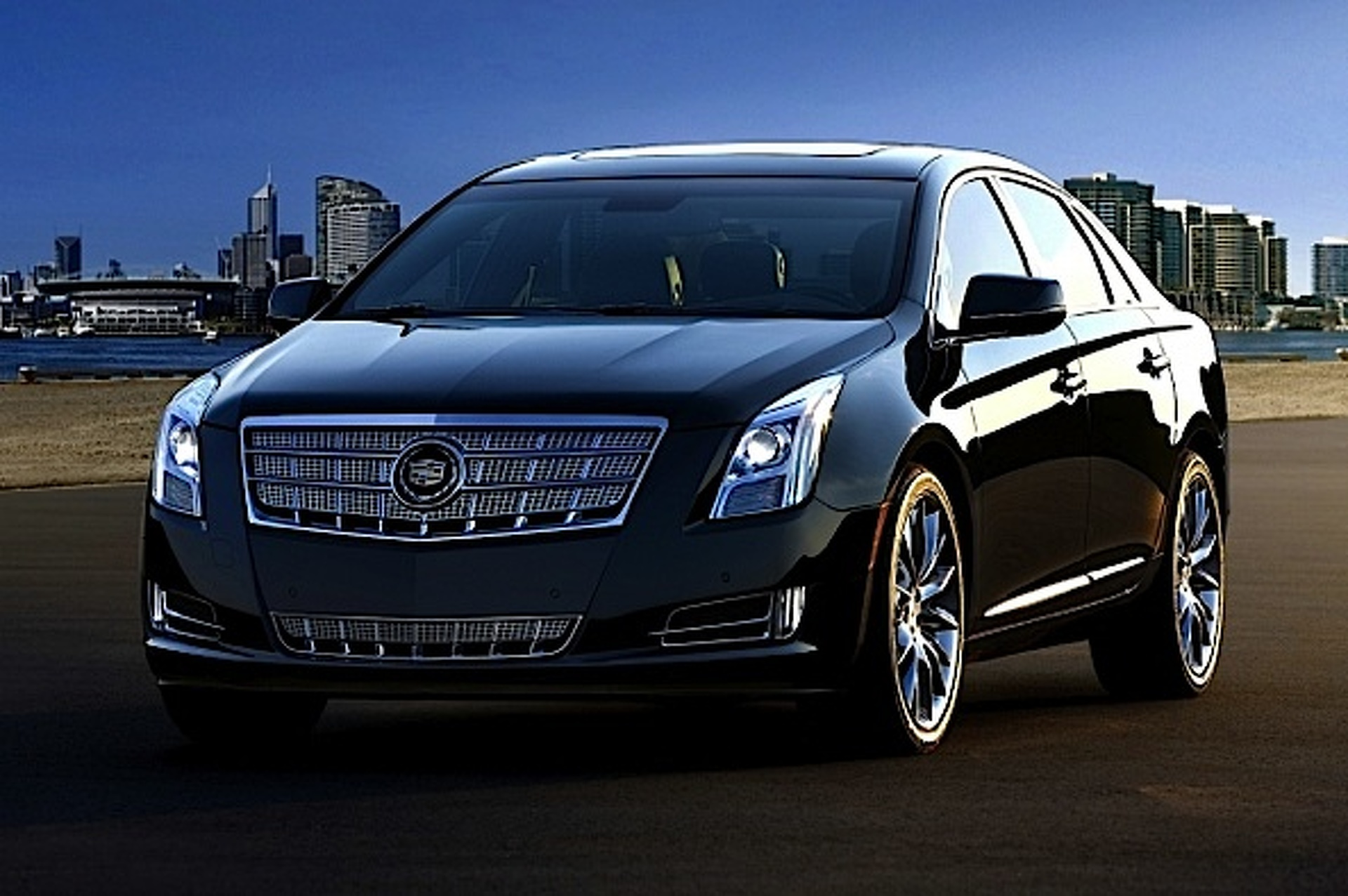 review why the cadillac xts ain 39 t your grandfather 39 s cadillac. Black Bedroom Furniture Sets. Home Design Ideas