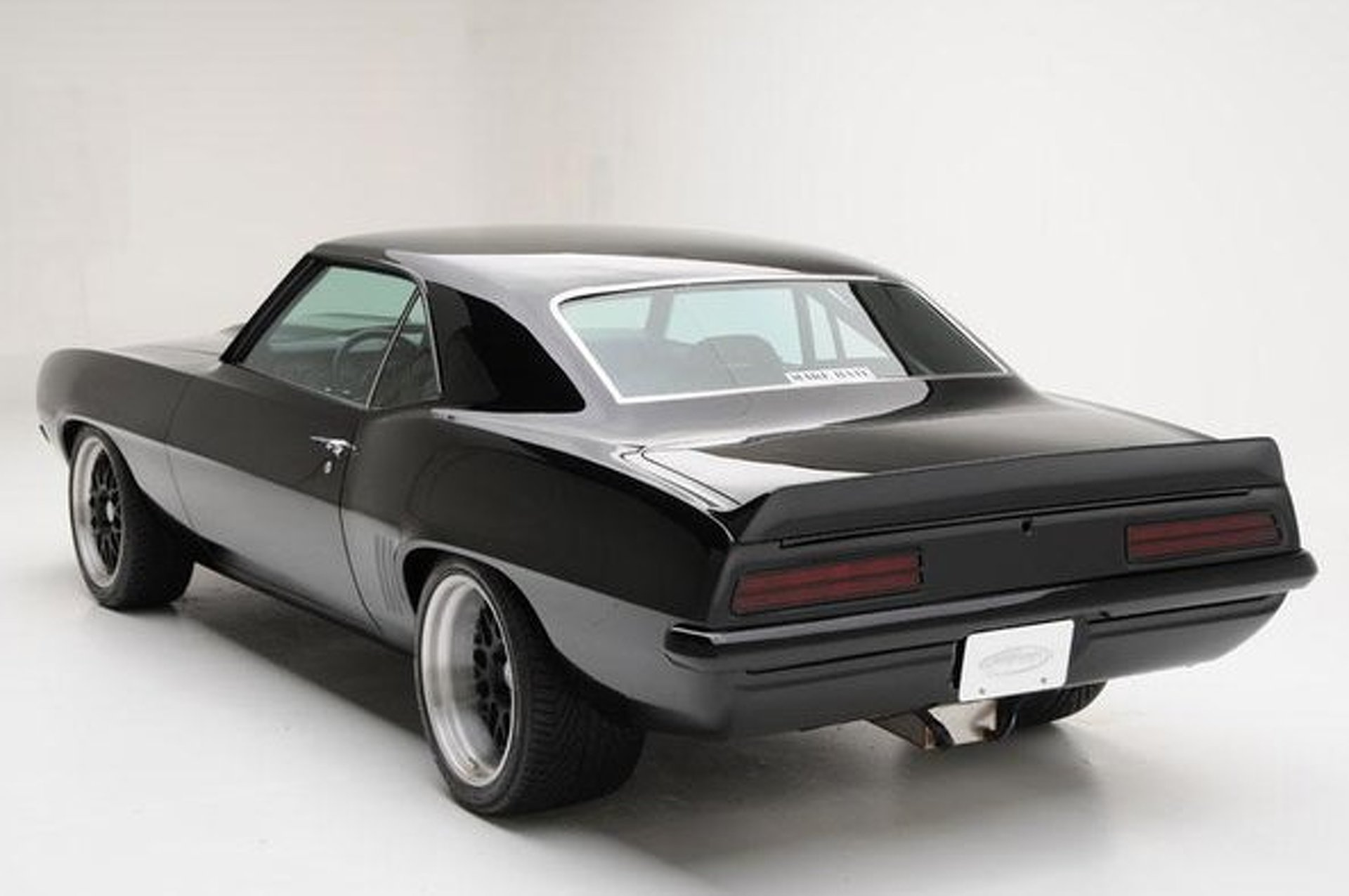 Nelson Racing Wants to Put 2,000HP in this 69 Chevy Camaro