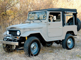 In Celebration of the Toyota FJ40