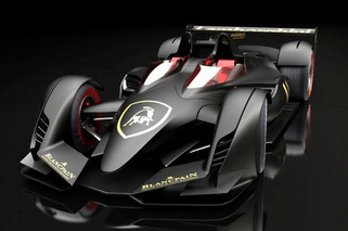 Lamborghini LMP-F Concept is a Great 'What If?'