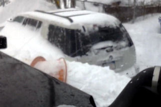 So That Plow Truck Driver Has Been Fired