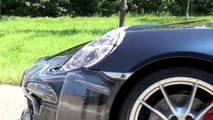 2012 Porsche 911 (991) caught undisguised - rendering added [video]