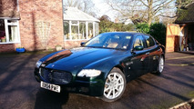 Elton John's 2005 Maserati Quattroporte V up for auction