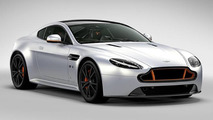 Aston Martin V8 Vantage S Blades Edition introduced [video]