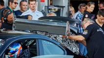 2016 BMW M235i Racing / Racing Cup spy photo