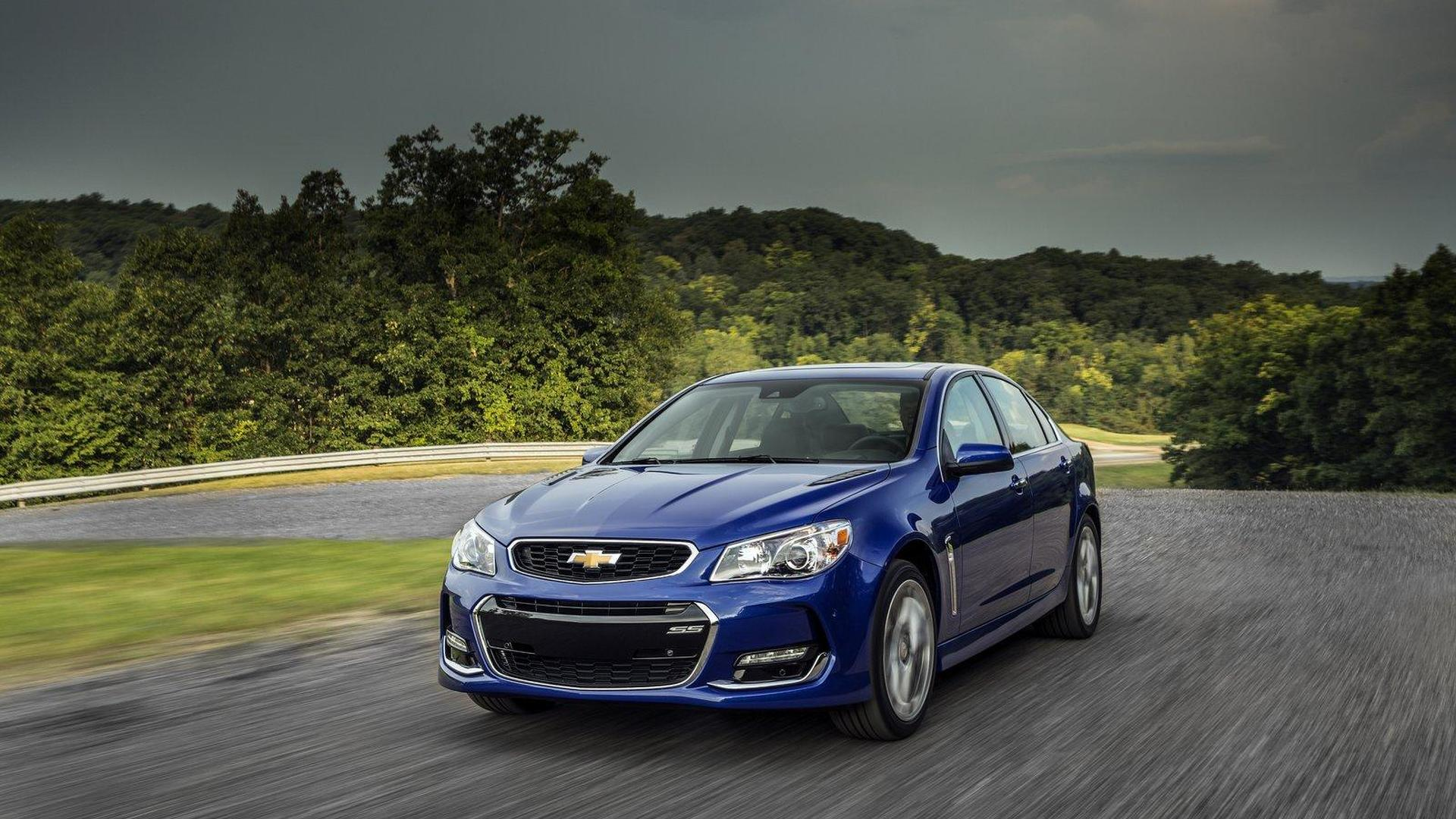 Chevy SS could get a successor
