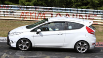 Ford Fiesta ST spy photo - 17.5.2011