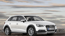 Audi A3 Allroad rendered and rumored