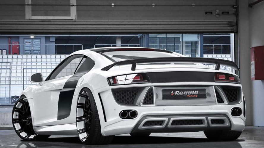 Audi R8 gets a Grandiose body kit from Regula Tuning