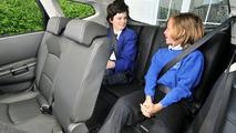 Nissan Qashqai+2 UK Pricing Announced