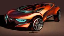 Mitsubishi Design Concept Encompasses L.A. Lifestyle