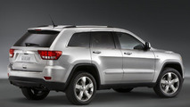Jeep Grand Cherokee to get diesel in 2013