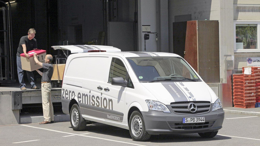 Mercedes axes EV vans, cites nonexistent demand - report