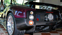Final Pagani Zonda F Roadster is ready for delivery