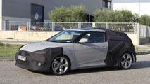 2013 Hyundai Veloster Turbo spied again
